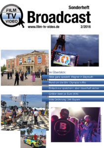 Broadcast-Magazin IBC2016