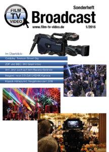 Broadcast-Magazin NAB2016
