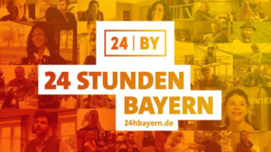 24h Bayern, Logo Website