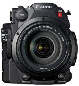 Canon, C200
