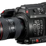 Canon kündigt 4K-Kamera C200 an