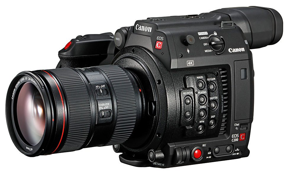 canon k ndigt 4k kamera c200 an film tv. Black Bedroom Furniture Sets. Home Design Ideas