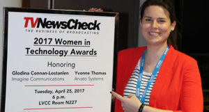 »Technology Women to Watch Award«