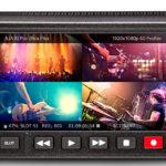 Aja liefert den Mehrkanalrecorder Ki Pro Ultra Plus aus