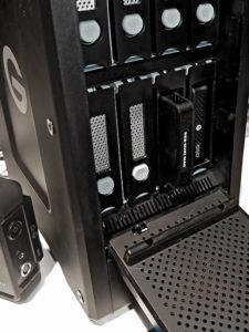 G-Technology, NAS, Dock