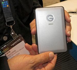 G-Technology, SSD