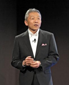 Katsunori Yamanouchi, Deputy President Professional Solutions Americas, Sony Professional Solutions