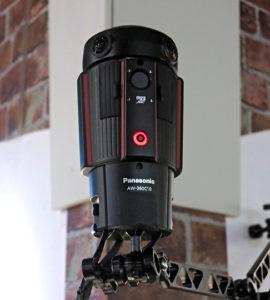Panasonic, NAB2017, 360-Grad-Live-Kamera, AW-360C10