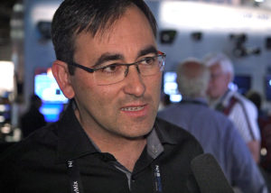 Jaume Miró, Sales Engineer, Panasonic, Portträt