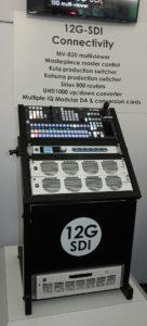 SAM, 12G-SDI, Display