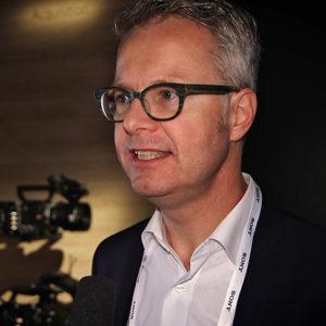 Claus Pfeifer, Sony, Porträt