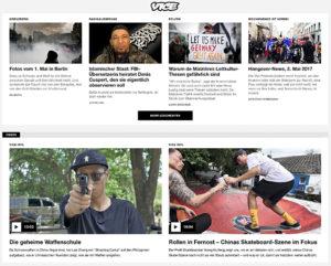 Creative Cloud bei Vice Media