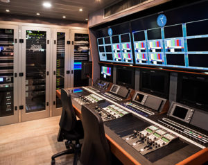 Televízia Markíza, HD-Ü-Wagen, Bildkontrolle