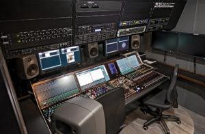 Televízia Markíza, HD-Ü-Wagen, Audiomischer