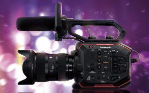 Panasonic, Kamera, AU-EVA1, EVA1