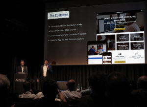 Rohde & Schwarz, Technology Innovation Day, Lynda.com, Hackl, Fabian