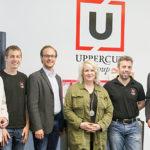 Uppercut entscheidet sich für SonoVTS