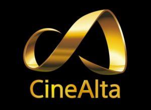 Full-Frame-Sensor, Cine Alta Logo