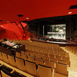 Große Drahtlos-Audio-Installation: Staatsoperette Dresden