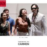 Live: Opern-Weltklassiker Carmen in UHD