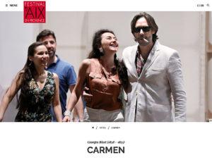 Carmen in UHD
