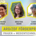 ARD/ZDF-Förderpreis 2017