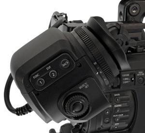 Canon, C700, Kamera, Sucher