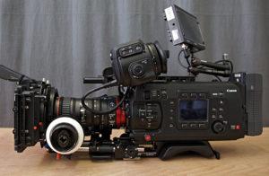 Canon, C700, Kamera, Arri PCA, Zubehör