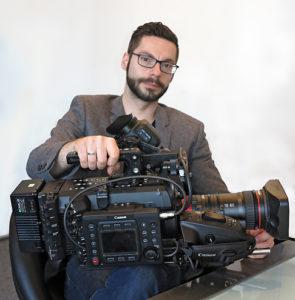 Canon, C700, Kamera, Tobias Körtge