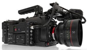 Canon, C700, Kamera