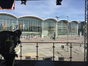 TV-Übertragung G20-Gipfel