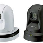 Panasonic: neue PTZ-Kameras mit NDI