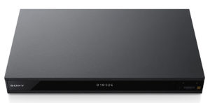 Blu-ray-Player für 4K/UHD, UBP-X1000ES, Sony
