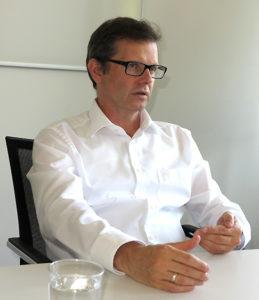 Christian Daubner, Leitung Informationsstrategie / Informationsdirektion, BR, Porträt