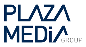 Plazamedia, Logo