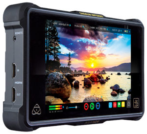 Atomos Shogun Inferno, Recorder/Monitor