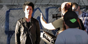 Green Day, Musikclip, Still Breathing, Set