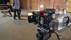 Green Day, Musikclip, Still Breathing, Set, Teradek Bolt, Alexa Mini