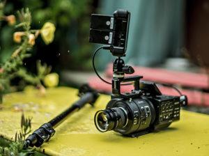 Camcorder, Sony, NEX-FS700, Monitor/Recorder, Atomos, Shogun Inferno