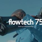 Neues Stativ: Flowtech 75