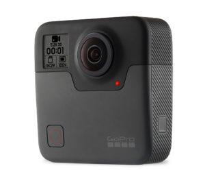 360°-Kamera Fusion