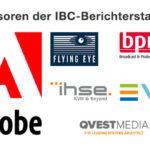 IBC2017: Sponsoren Messereports