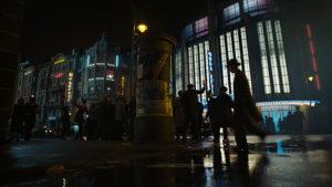 Szenenbild aus »Babylon Berlin«.