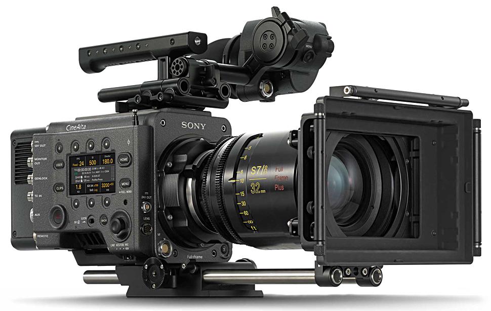 Sony: neue 6K-Top-End-Kamera Venice - film-tv-video.de