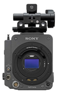 Sony, Venice, Kamera, Sensor
