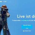 Vimeo übernimmt Livestream