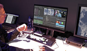 DNxIV, Media Composer, Avid, IBC