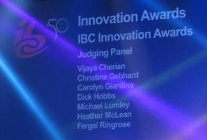 IBC Awards 2017