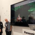 IBC2017: Panasonic zeigt EVA1-Demomaterial