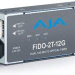 IBC2017: Glasfaser und neue Ki-Pro-Firmware bei Aja